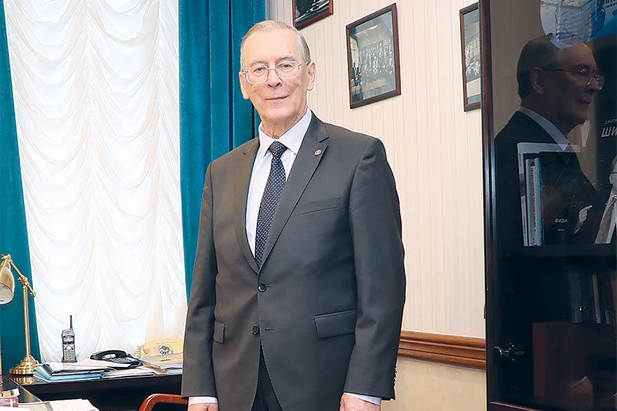 Victor A. Matveev JINR