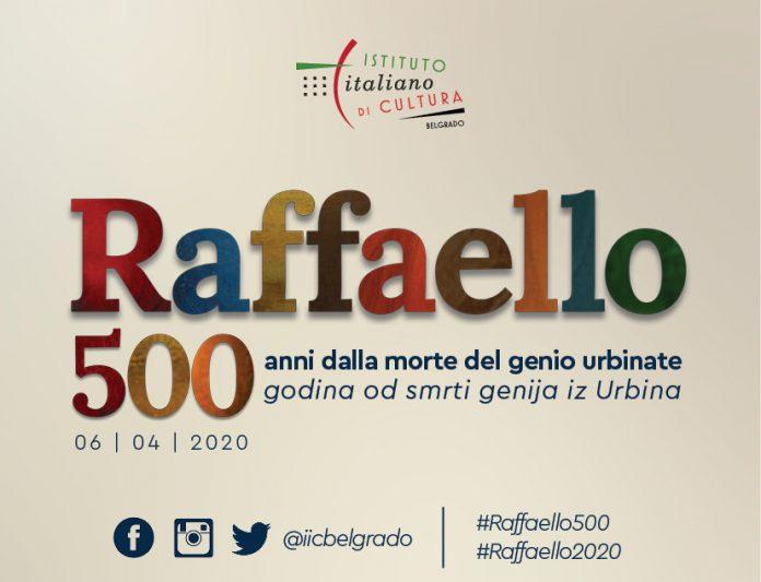 500 years since the death of Raphael Raffaello Sanzio da Urbino