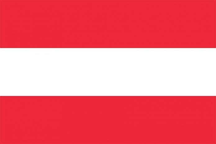 Austria flag zastava