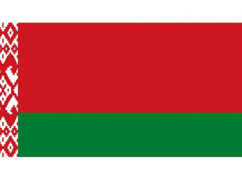 Belarus flag Belorusija