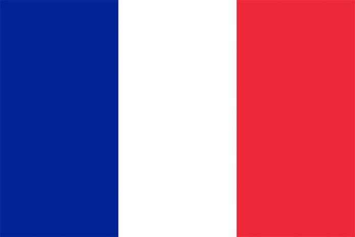 France flag Francuske