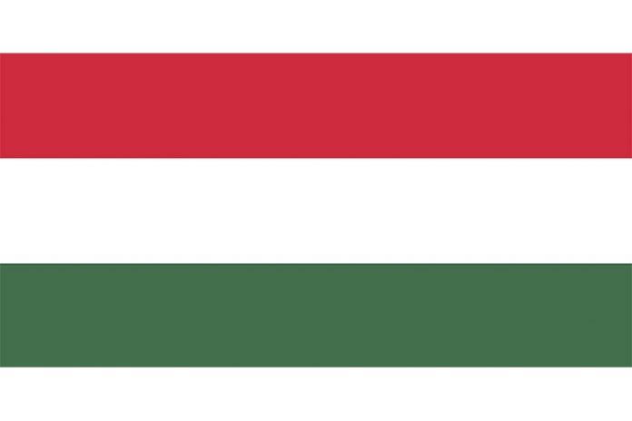 Embassy Hungary flag Mađarske