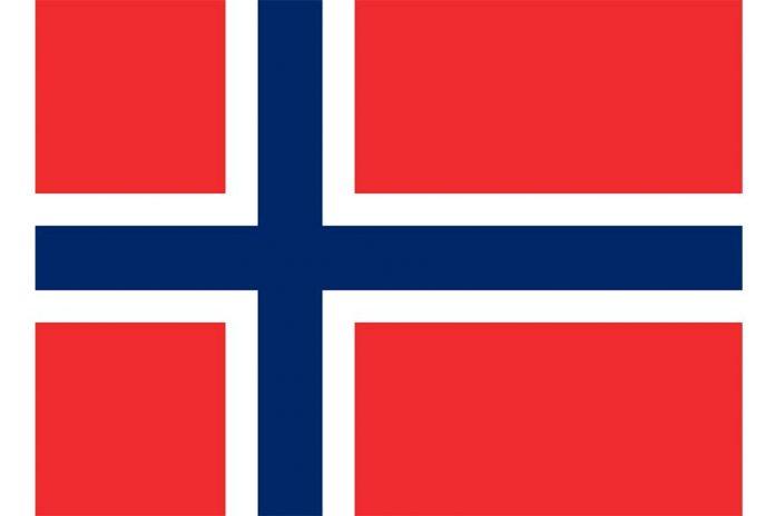 Norwey flag Norveske