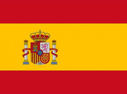 Spain flag zastava Španije