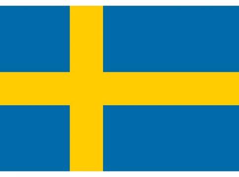 Sweden flag zastava Švedske