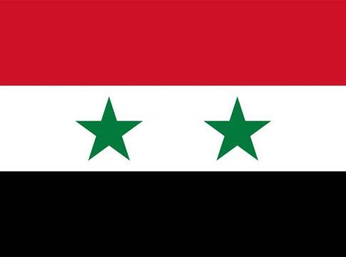Embassy Of The Syrian Arab Republic zastava Syria zastava Sirije