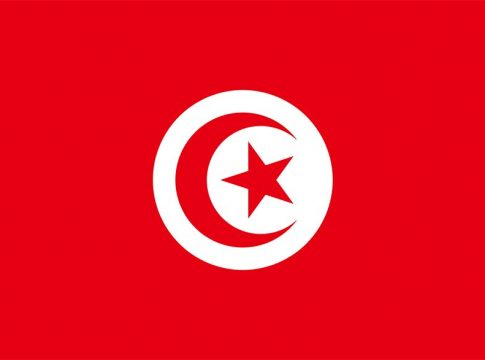 Tunisia flag Tunisa