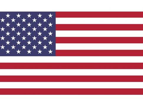 Embassy Of The United States Of America flag Ambasada Sjedinjenih Američkih Država zastava