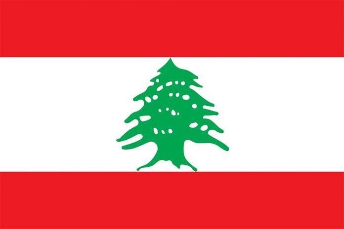 Lebanon flag Liban