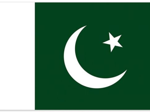 Pakistan flag Pakistana