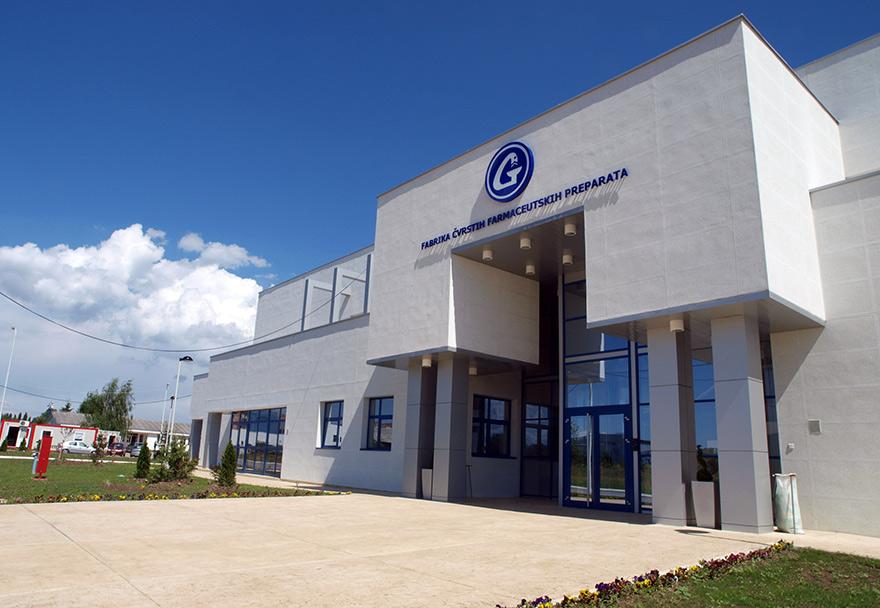 Galenika factory