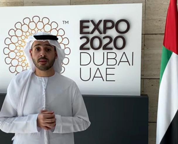 Ibrahim Al Darmaki, Head of Economic, Political and Media Affairs Section of UAE Embassy in Serbia
