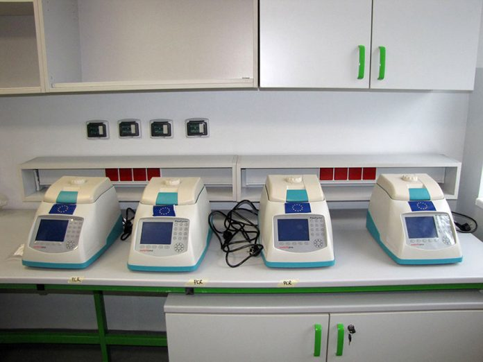 Laboratories with EU Equipment Testing for COVID-19