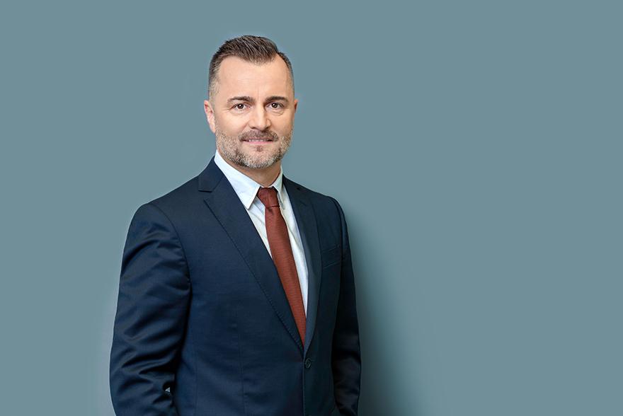 Mike Michel Telenor FIC President