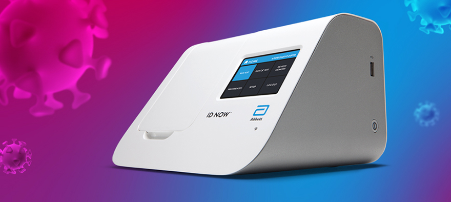 US Abbott Laboratories launches test to detect COVID-19 in 5 minutes