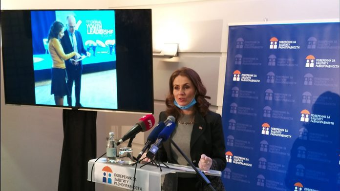 10 Years Of The Commissioner For Protection Of Equality Brankica Jankovic