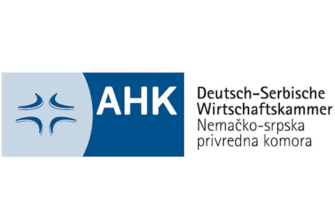 German-Serbian Chamber of Commerce logo AHK Serbia