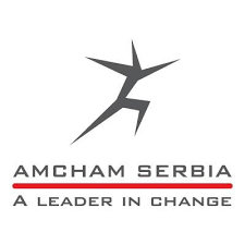 American Chamber of Commerce AmCham logo