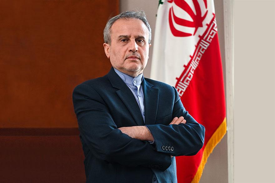 Rashid Hassan Pour Baei, Ambassador of the Islamic Republic of Iran
