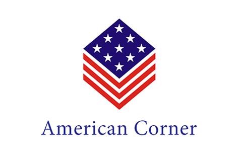 American Corner logo Američki kutak