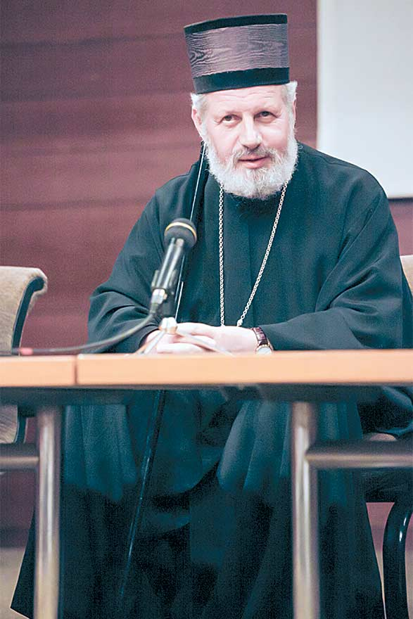 His Eminence Bishop Ignjatije