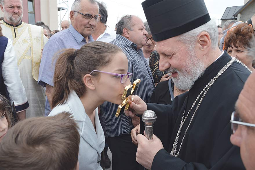 His Eminence Bishop Ignjatije