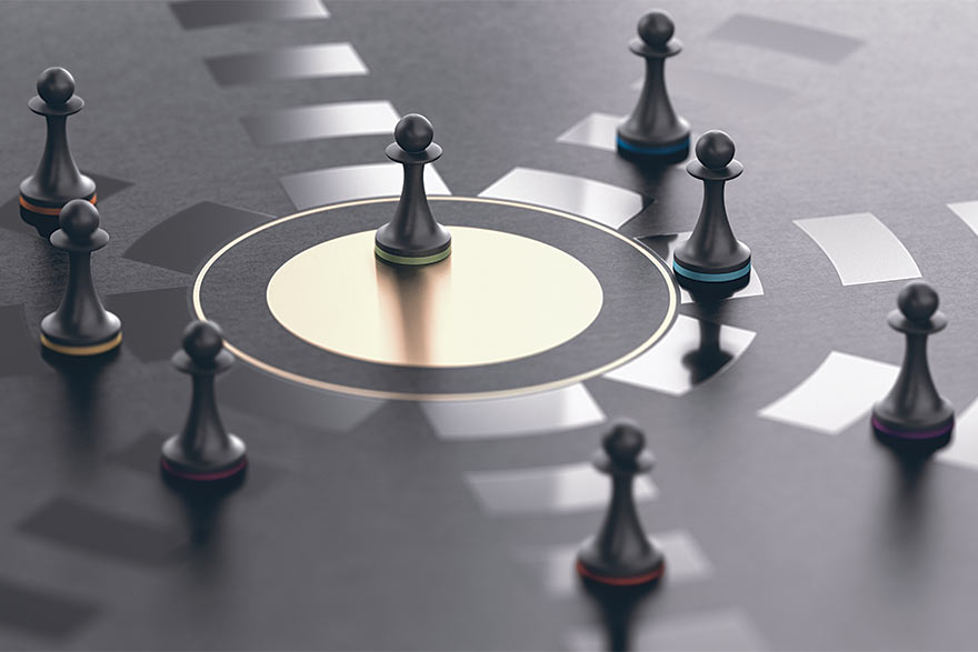 Chess strategy focus