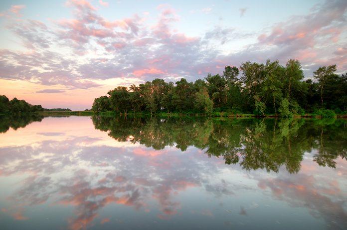 Early flood warning for Serbian river basin