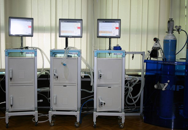 First prototype of ventilator in Serbia developed