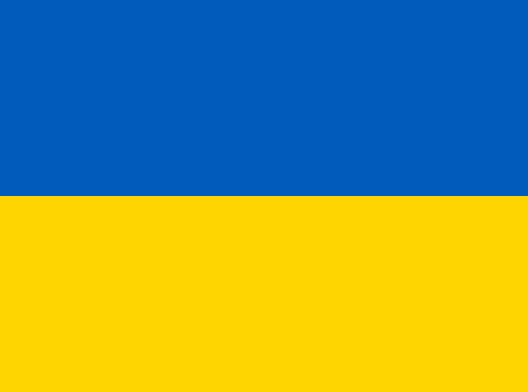 Embassy Of Ukraine flag zastava Ukrajine