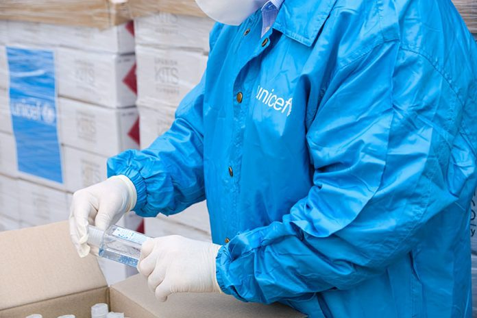 Merck donated 2.4 million RSD for medical and protective equipment in Serbia UNICEF