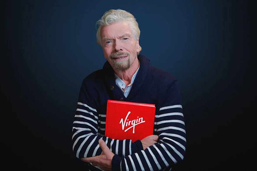 Richard Branson Virigin