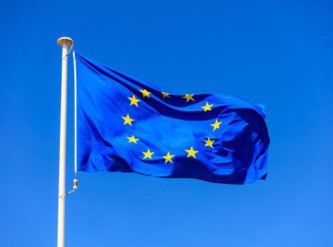 EU FLAG EUROPEAN FLAG