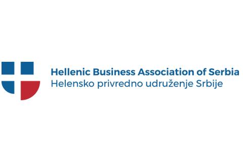 Hellenic Business Association logo