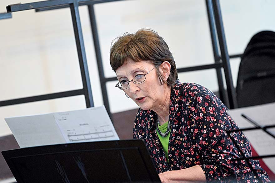 Branka Parlić, Pianist