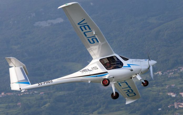 First Ever EASA Certificate For Electric Airplane Obtained By Slovenia's Pipistrel