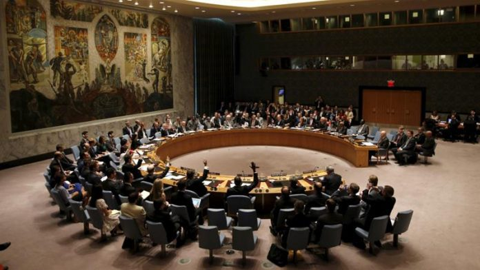 India Ireland Mexico Norway Win Seats On UN Security Council