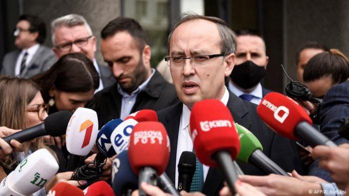 Kosovo Parliament Taps Avdullah Hoti As Prime Minister