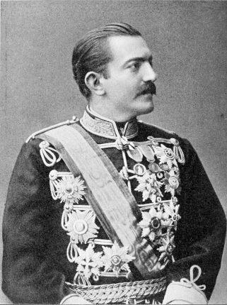 Kralj Milan King Milan