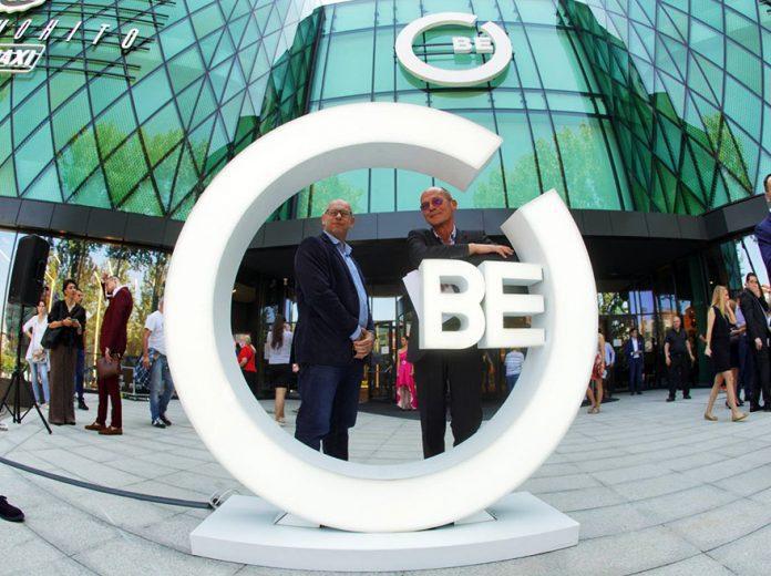 BEO Shopping Center Opens