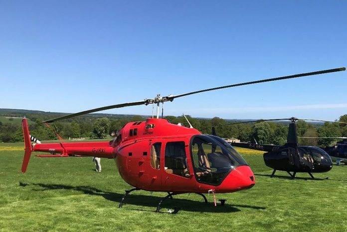 Montenegro signs helicopter delivery deal with Canada's CCC