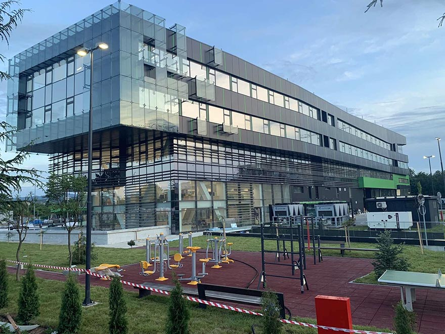 Science And Technology Park Opened In Nis