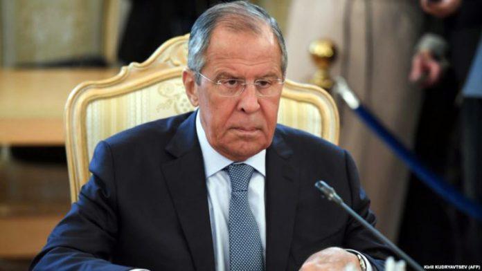 Sergej Lavrov u poseti Srbiji Sergey