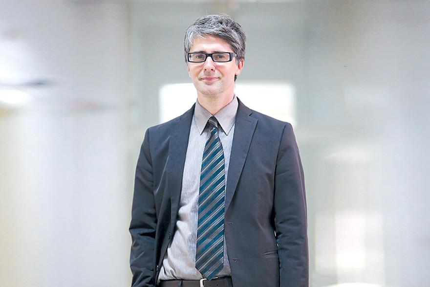 Vladimir Marić, direktor Zavoda za intelektualnu svojinu