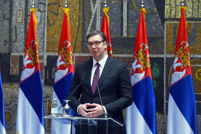 Vucic Serbia Elections 2020