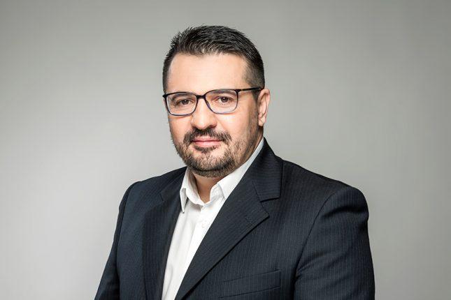 Dragan Stajković, generalni direktor kompanije Bambi