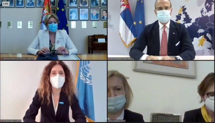 EU finansira zapošljavanje 200 zdravstvenih radnika za borbu protiv COVID-19 u Srbiji Sem Fabrici