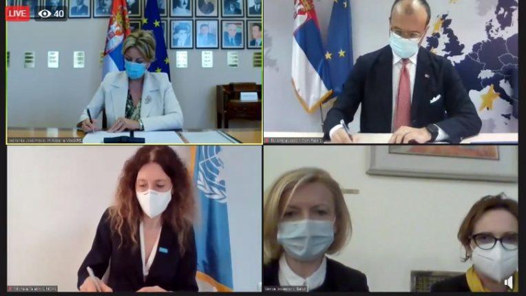 EU finansira zapošljavanje 200 zdravstvenih radnika za borbu protiv COVID-19 u Srbiji
