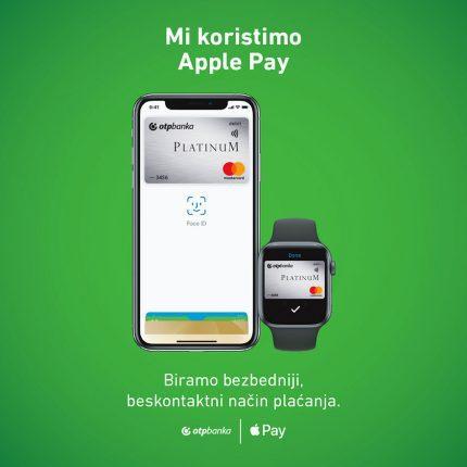 OTP Bank Apple Pay