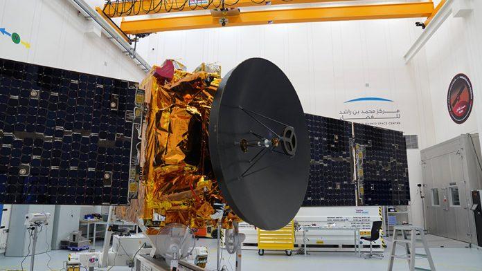 UAE lansira svoju prvu svemirsku misiju prema Marsu